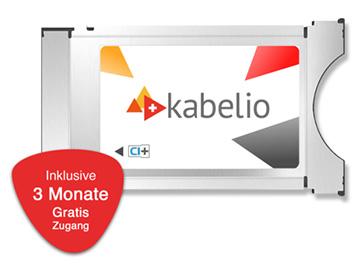 Kabelio: CAM CI+ 3 m gratis