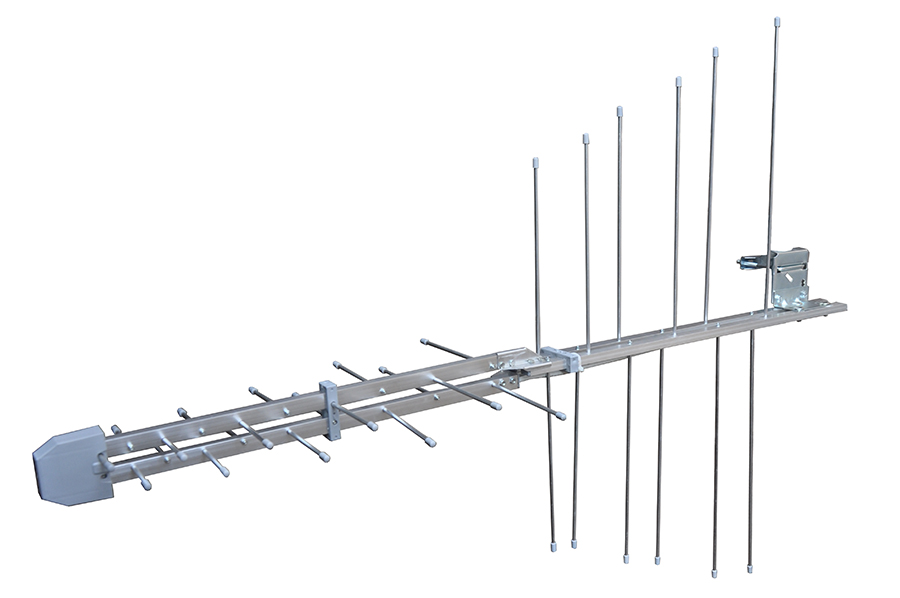 Antena szerokopasmowa Log 2-69 HV