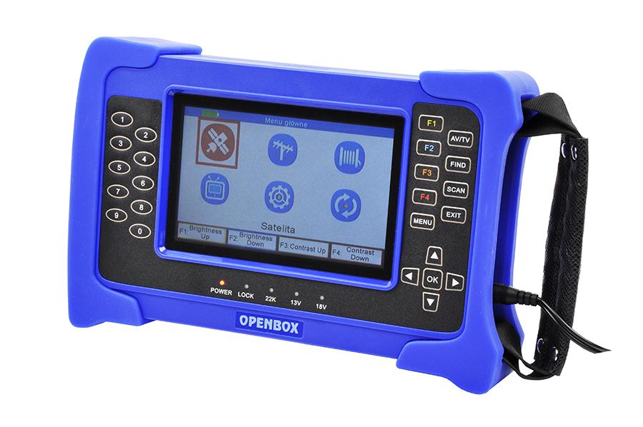 Miernik Openbox TSC-200 Combo HEVC