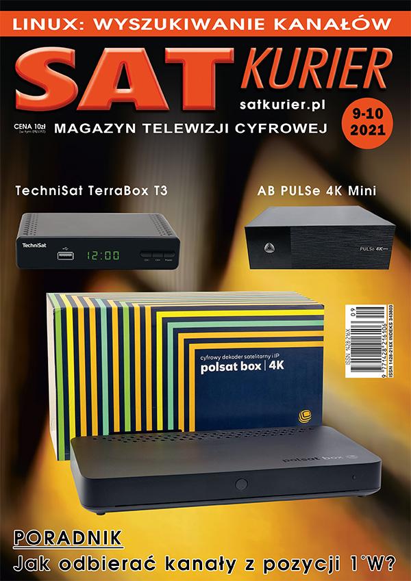 SAT Kurier - 9-10/2021 wersja elektroniczna