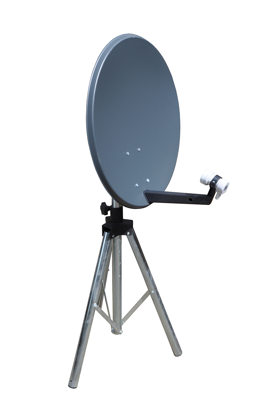 Antena sat kempingowa 60 cm ze statywem