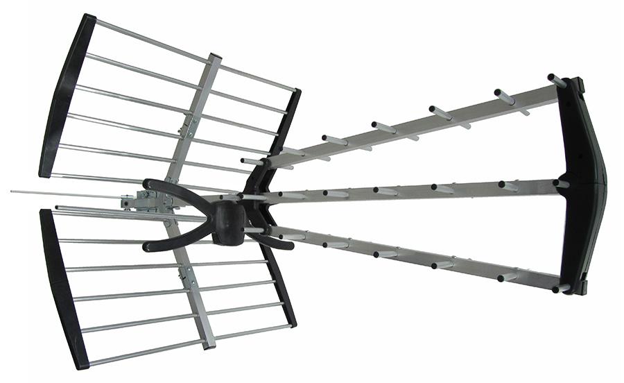Antena Opticum Integra Combo H/V LTE MUX 8