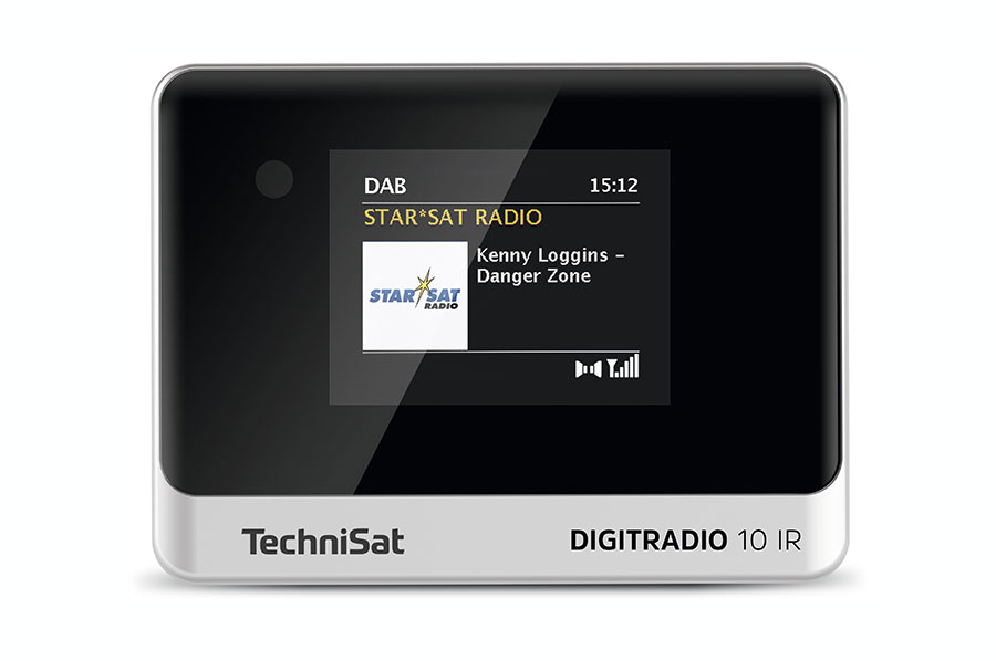 TechniSat DigitRadio 10 IR DAB+ WiFi radio Internetowe