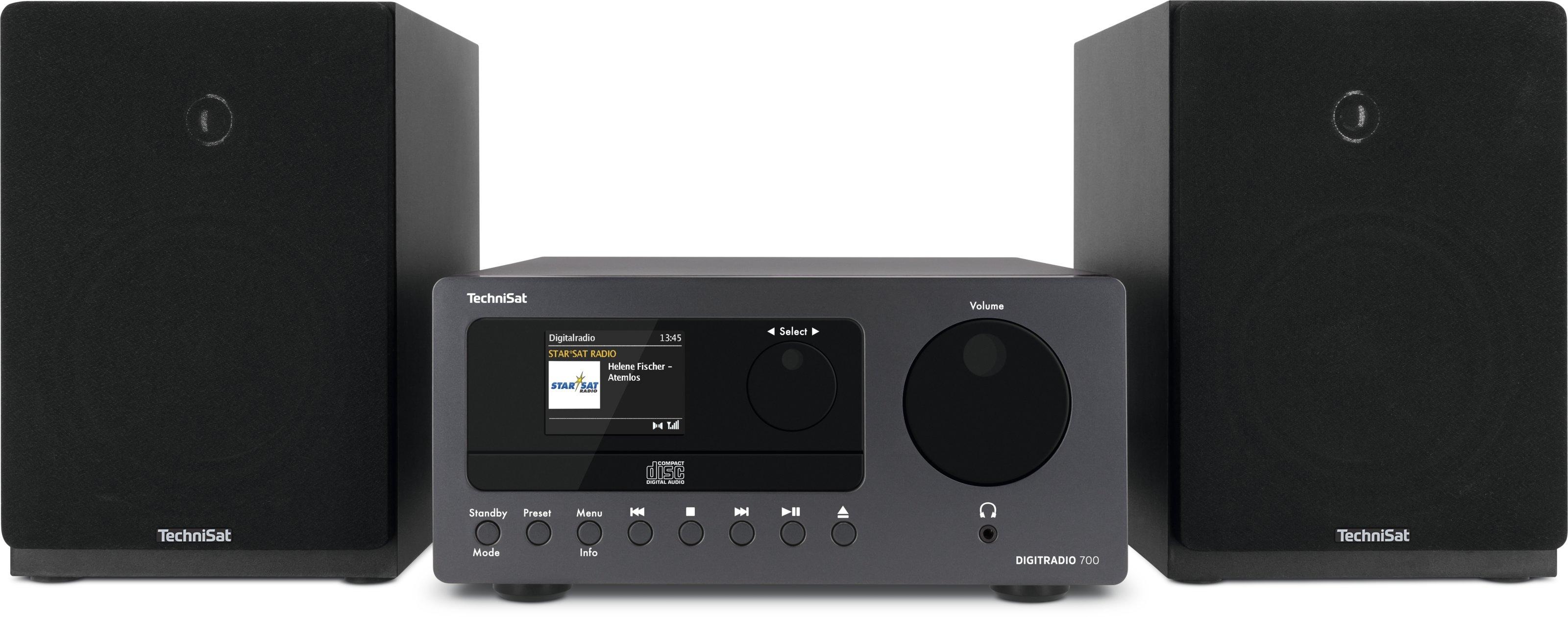 TechniSat DigitRadio 700 mini wieża