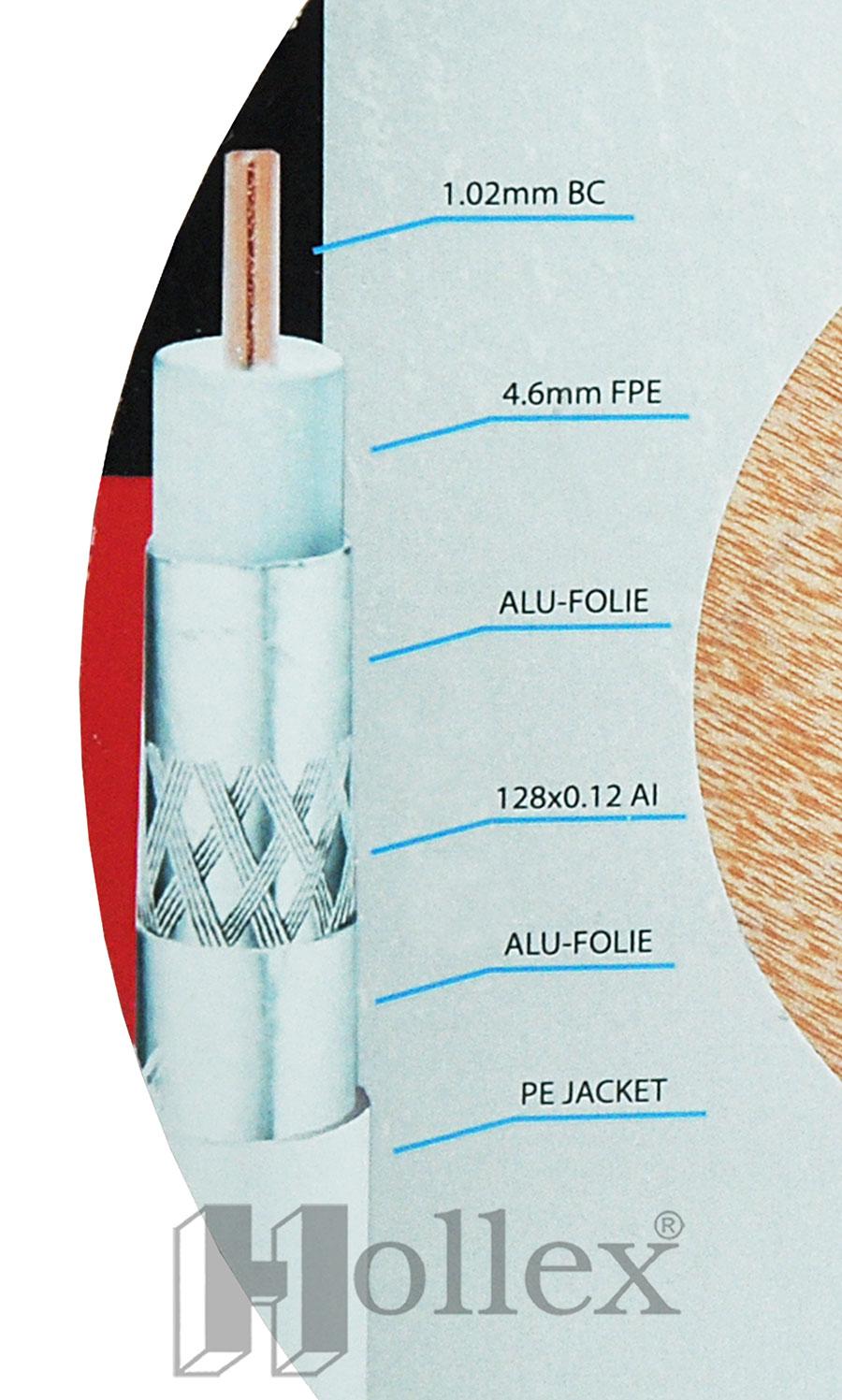 Kabel AnkaSat ANK SK-CU120 1m