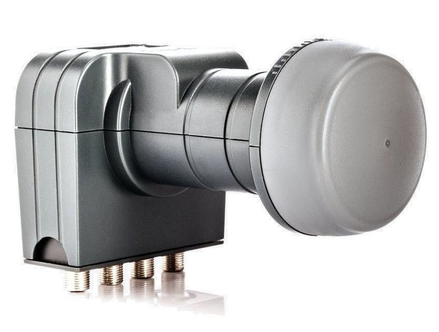 Konwerter Quad Fuba DEK 417 LTE