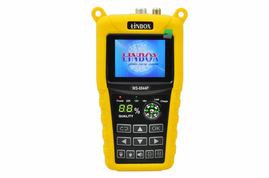 Miernik Linbox WS-6944 PRO dla DVB-S/S2/T/T2/C2