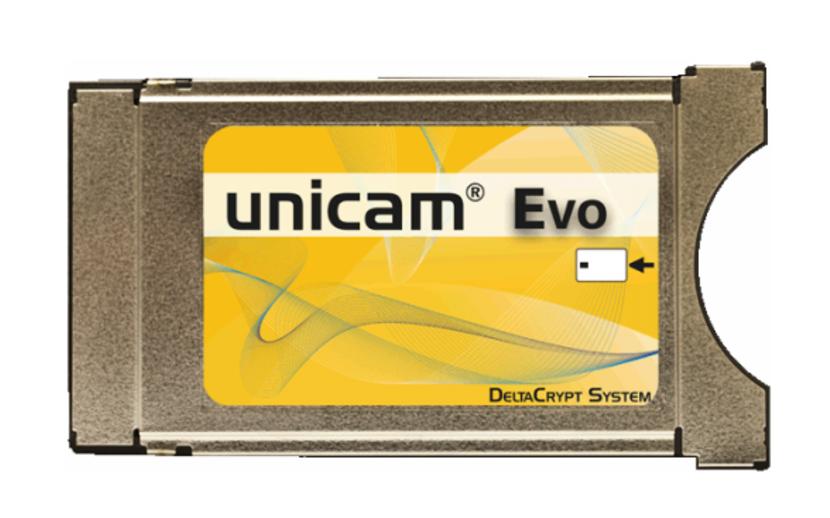 Moduł UniCam Evo 4.0