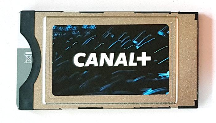 nc+ telewizja na kartę + moduł CI+ 4K ECP