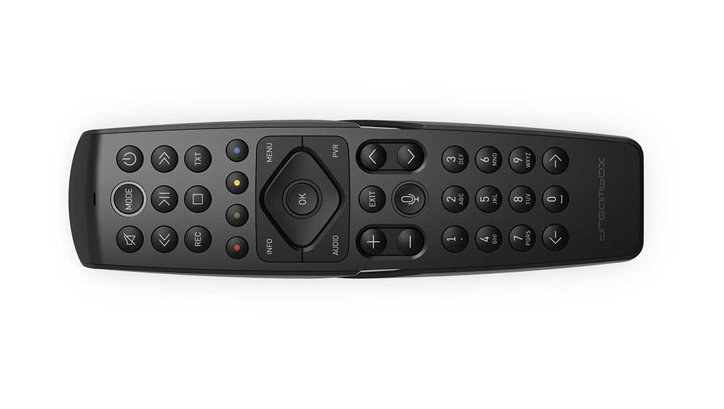 Odbiornik Dreambox ONE Ultra HD 2xS2X Multistream