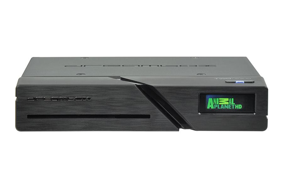 Odbiornik Dreambox TWO Ultra HD BT