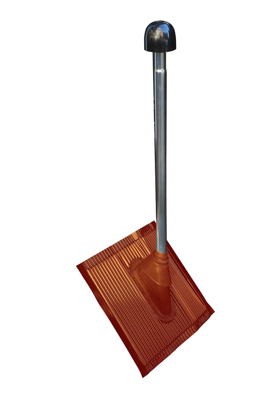 Zestaw uszczelniający dach z korkiem - ceglasty
