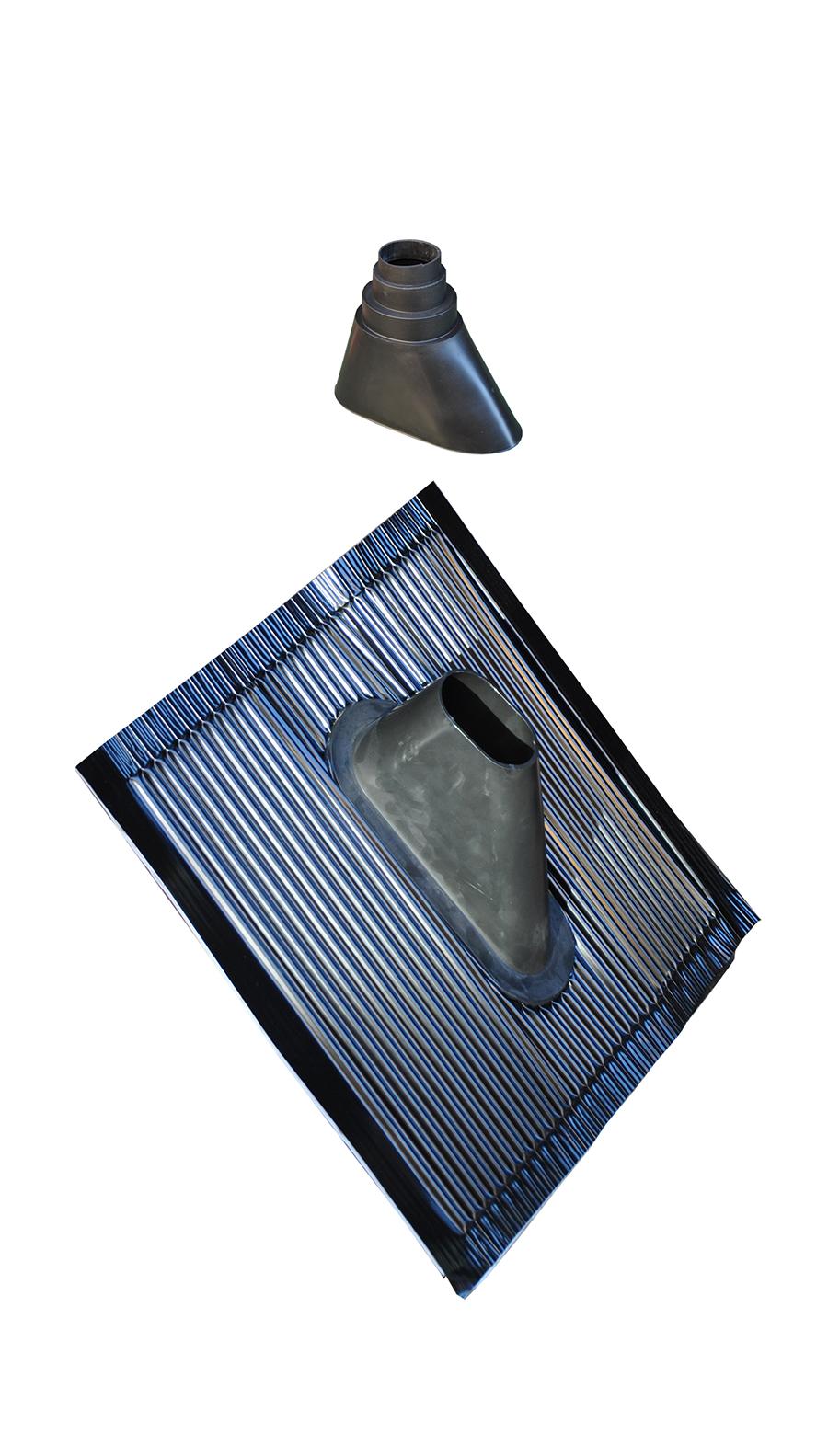 Zestaw uszczelniający dach - czarny