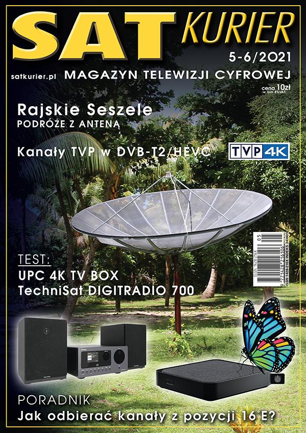 SAT Kurier - 5-6/2021 wersja elektroniczna